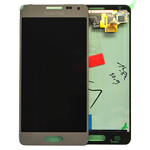 Samsung Alpha G850F Lcd and touchpad in Silver - Samsung Part no: GH97-16386E