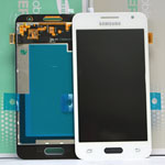 Genuine Samsung SM-G355H Galaxy Core 2 Complete LCD with Touchscreen in White- Samsung part no: GH97-16070A