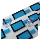 Original Adhesive Foil Water Proof f. Ear Speaker for Sony D5503 Xperia Z1 Compact -  P/N:1275-1412