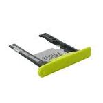 Nokia Lumia 1520 - SD Card Tray (Yellow)-Part no: 0269D94