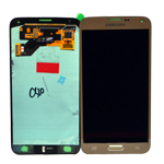 Genuine Samsung SM-G903F Galaxy S5 Neo Complete LCD and Digitizer in Gold - Samsung part no: GH97-17787B