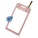 Samsung S5230, Star, Tocco lite, Player one, S5233, Avila Digitizer Touchpad in Pink