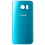 Samsung Galaxy S6 SM-G920F Battery Cover in Blue Topaz as OEM Quality