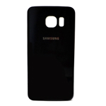 Samsung Galaxy S6 Edge SM-G925 Battery Cover in Black Sapphire as OEM Quality