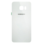 Samsung Galaxy S6 Edge Plus SM-G928 Battery Cover in White Pearl as OEM Quality