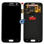 Genuine Samsung Galaxy S7 G930F lcd and touchpad in black - Part number: GH97-18523A