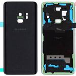 Genuine Samsung SM-G960F Galaxy S9 Back Cover in Black - Samsung part no: GH82-15865A