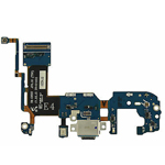 Genuine Samsung Galaxy S9 (SM-G960F) Charging Connector Flex Cable + Microphone Type-C Connector - Samsung part no : GH97-21684A