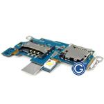 Samsung i7500 sim card & memory card board