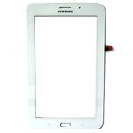 Samsung Galaxy Tab 4 Lite T116 Digitizer in White