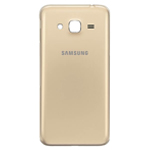 Samsung Galaxy J3 (2016), J320F Battery Cover in Gold