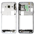 Samsung Galaxy J3 (2016), J320F Rear Chassis with Side Buttons in Black