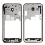 Samsung Galaxy J5, J500F Rear Chassis with Side Buttons in Black