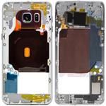 Genuine Samsung SM-G928F Galaxy S6 Edge+ Middle Cover In Black - Part no: GH96-09079B