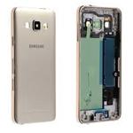 Genuine Samsung SM-A300FU Galaxy A3 Back Cover Housing in Gold- Samsung part no: GH96-08196F (Grade A)