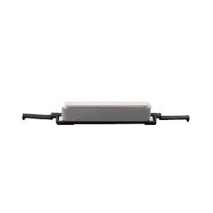 Genuine Samsung SM-N910F Galaxy Note 4 Power Button White/Silver-Samsung part no:GH98-34198A