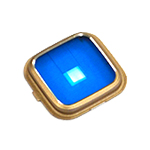 Genuine Samsung SM-N910F Galaxy Note 4 Camera Ring Cover in Gold- Samsung part no:GH98-34195C