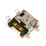 Genuine Samsung Galaxy Core SM-G386F Micro Usb Charging Connector - Part number: 3722-003708