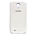 Genuine Samsung GT-I9500 Galaxy S4 Battery Cover (White)- Samsung part no: GH98-27423A
