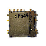 Genuine Samsung SM-T550 Galaxy Tab A 9.7 Black CONNECTOR-CARD  13038- Samsung part no:3709-001811