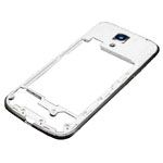 Genuine Samsung GT-I9195 Galaxy S4 Mini Middle Cover in White- Samsung part no: GH98-27393A