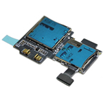 Genuine Samsung I9505 Galaxy S4 Sim/Memory Card Reader Flex -Samsung part no: GH59-13278A