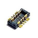 Genuine Samsung SM-G925F Galaxy S6 Edge Battery Connector 2x4pin- Samsung part no:3711-008847