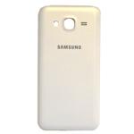 Genuine Samsung SM-J500F Galaxy J5 Battery Cover in White-Samsung part no:GH98-37588A