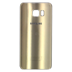 Genuine Samsung SM-G928F Galaxy S6 Edge Plus Battery Cover in Gold-Samsung part no: GH82-10336A