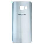 Genuine Samsung SM-G928F Galaxy S6 Edge Plus Battery Cover in Silver-Samsung part no: GH82-10336D
