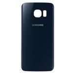 Genuine Samsung SM-G928F Galaxy S6 Edge Plus Battery Cover in Black/Sapphire Blue-Samsung part no: GH82-10336B