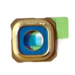 Genuine Samsung SM-G928F Galaxy S6 Edge Plus Camera Ring Cover in Gold-Samsung part no: GH98-37690A