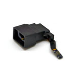 Genuine  Samsung SM-G935F Galaxy S7 Edge - Audio Flex-Cable with Earphone Jack-Samsung part no: GH59-14638A