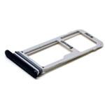 Genuine Samsung SM-N930F Galaxy Note 7 Sim / SD Card Tray in Black-Samsung part no: GH98-40239A