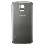 Genuine Samsung Galaxy S5 Neo Battery Cover in Silver-Samsung part no: GH98-37898C