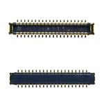 Genuine Samsung SM-G930F Galaxy S7 Board Connector / BTB Socket Header 2x20pin-Samsung part no: 3711-009066