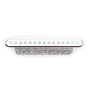 Genuine Samsung SM-G935F Galaxy S7 Edge Speaker Cover in White-Samsung part no: GH98-38912D