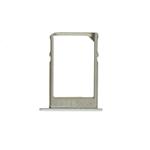 Genuine Samsung SM-A500F Galaxy A5 Sim Card Tray in Silver - Samsung part no: GH61-08203C
