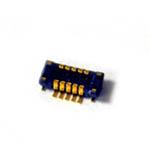 Samsung GT-B5512 Galaxy Y Pro Duos  Board Connector / BTB-Samsung part no: 3711-006615