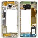 Genuine Samsung Galaxy A3 2016 A310 White Chassis / Middle Cover - GH97-18074C