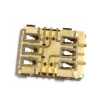 Samsung SM-G850F Galaxy Alpha  Nano Sim Card Reader-Samsung part no:3709-001856