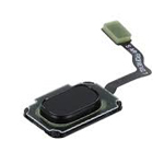 Genuine Samsung S9 (G960F) Home Button Flex-Cable- In Blue Samsung part no: GH96-11479D, GH96-11938D