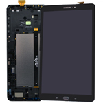 Genuine Samsung SM-T580/T585 Galaxy Tab A (2016) Complete Lcd with Digitizer in Black 10.1inch - Samsung part no: GH97-19022A