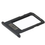 Genuine Samsung SM-J330FN Galaxy J3 (2017) - Sim Card Tray Black - Samsung part no : GH61-12796A