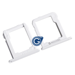 Samsung Galaxy Tab S2 8.0 WiFi SM-T710, Tab S2 8.0 LTE SM-T715 Micro SD Card Holder in White