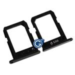 Samsung Galaxy Tab S2 8.0 WiFi SM-T710, Tab S2 8.0 LTE SM-T715 Micro SD Card Holder in Black