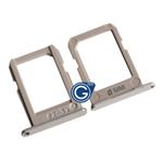 Samsung Galaxy Tab S2 8.0 WiFi SM-T710, Tab S2 8.0 LTE SM-T715 Micro SD Card Holder in Gold