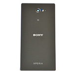 Genuine Sony D2403  Xperia M2 Aqua Battery Cover Assy Black- Sony part no: 78P7500002N