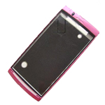 Genuine Sony Ericsson LT18i Xperia Arc S Front Cover Frame in Pink- Sony part no:1247-0259