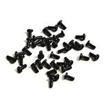 Genuine Sony Xperia E4 (E2105) Screw 1.6mm/3.5mm Black- Sony part no: A/409-00000-0205